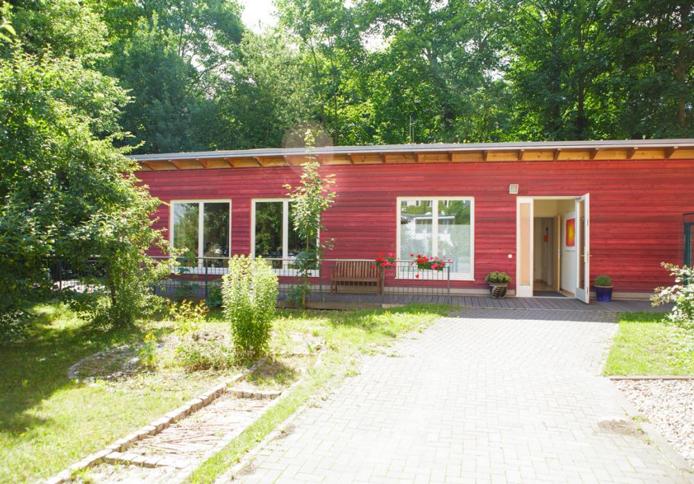 BFB Gartenhaus, Rolandstrasse