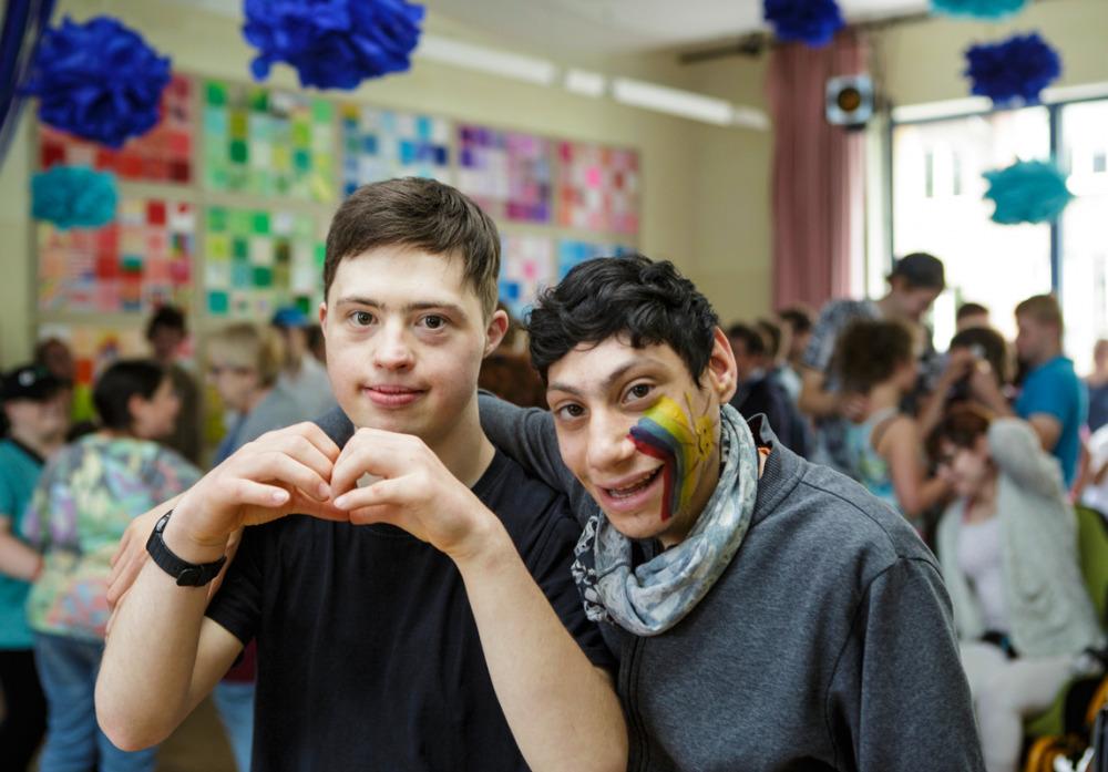 Leitbildfest in der Kaspar Hauser Stiftung