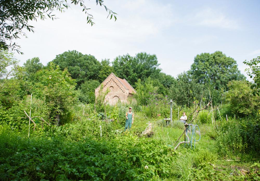 Mitten in der Natur: Stadtgut Blankenfelde