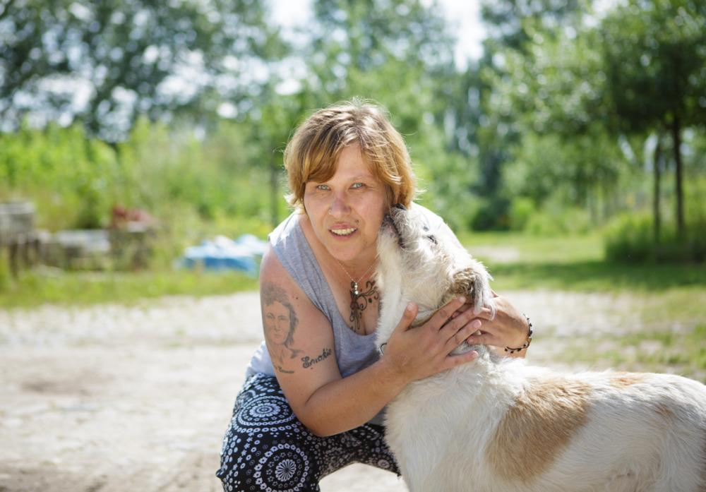 Tierpflege in Blankenfelde