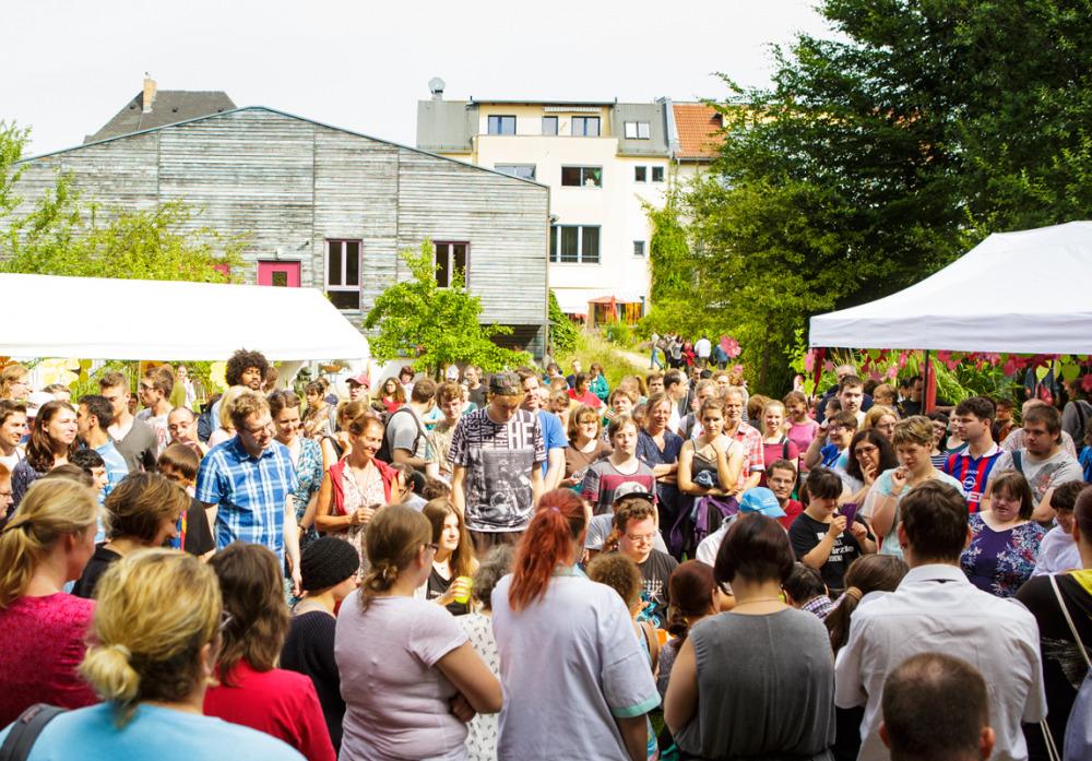 Sommerfest in der Kaspar Hauser Stiftung