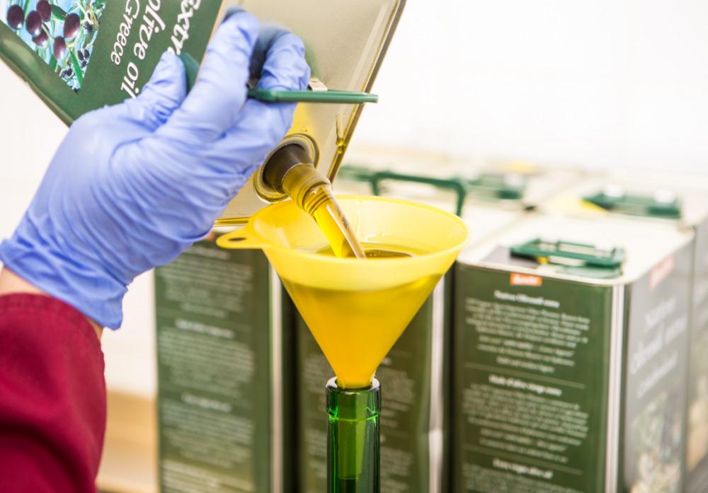 Öle in Bio-Qualität