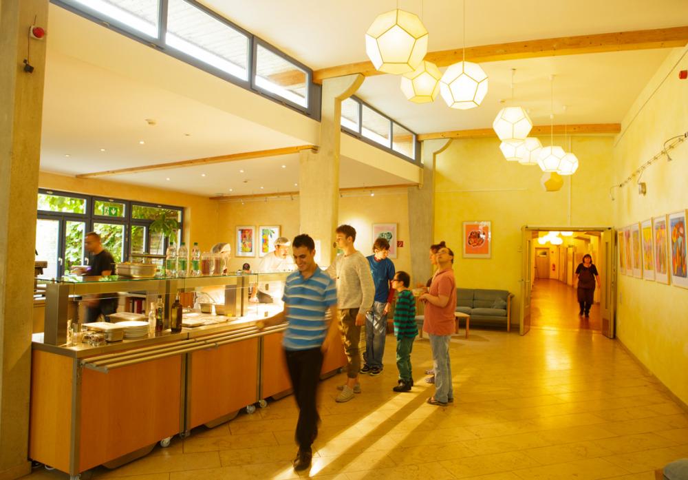 Cafeteria Rolandstraße