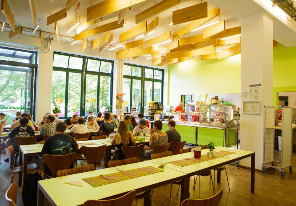 Cafeteria Pankstraße