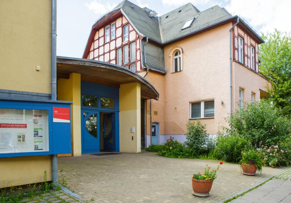 Geschäftsstelle Rolandstraße