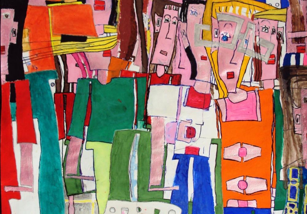 Olga Mezencewas Werke sind preisgekrönt